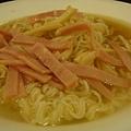『香港翠華餐廳』--公仔麵就是泡麵啊!!