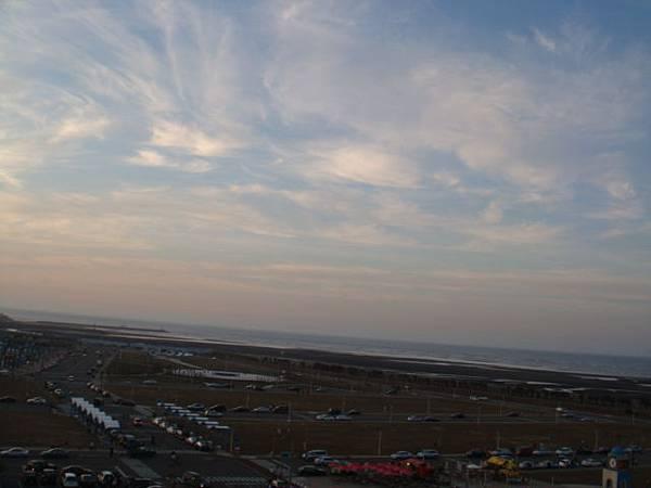 新竹‧南寮漁港--天氣好!風景美~