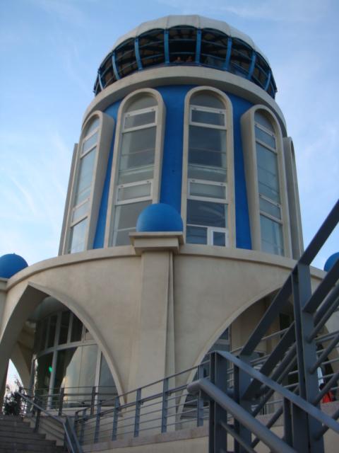 新竹‧南寮漁港--瞭望台