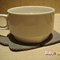 [不織布]--Q版象杯墊,超吸水!!