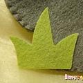 [不織布]--好可愛的小草!!