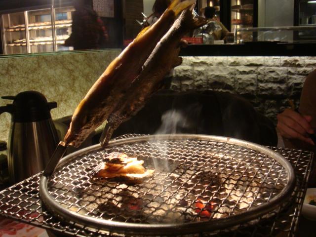 [燒肉大將]--很特別的烤魚