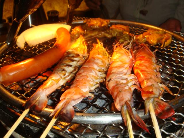 [燒肉大將]--蝦!!我最愛的蝦~