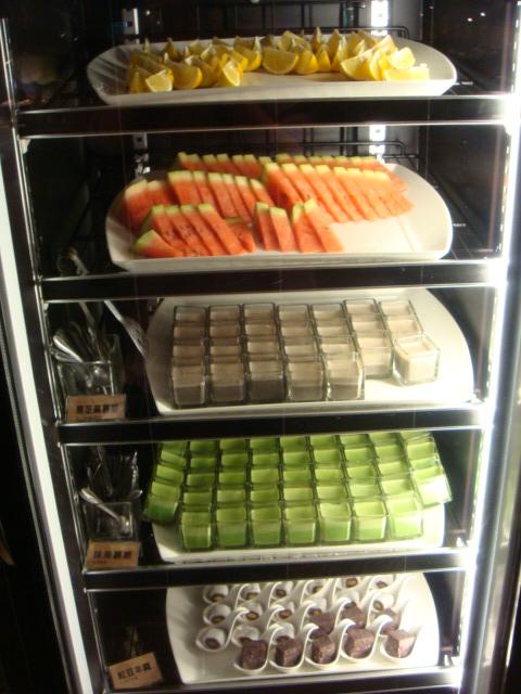 [燒肉大將]--水果甜點區