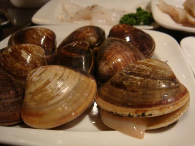 [燒肉大將]--蛤很大顆