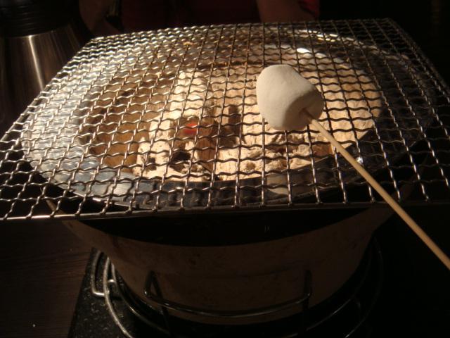 [燒肉大將]--原木炭火爐