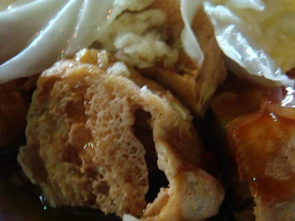 左營舊城蚵嗲--香酥脆的臭豆腐