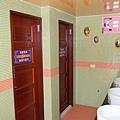 『南投的歐莉葉荷』--連化妝室都很精緻