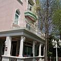 『南投的歐莉葉荷』--粉嫩系的城堡