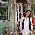 『南投的歐莉葉荷』--紀念品店