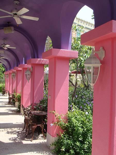 『南投的歐莉葉荷』--我最愛這長廊