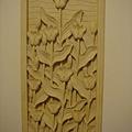 南洋風的壁飾