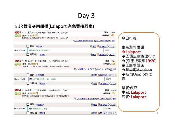 2012東京親子自助行(五天四夜)