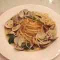 韓佑的白酒蛤蜊義大利麵