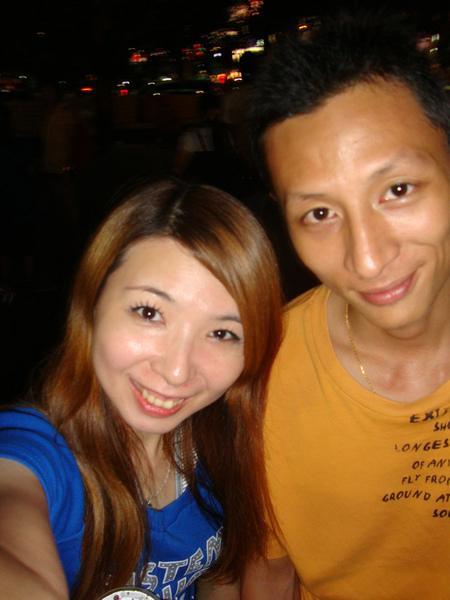 我和哥哥^^