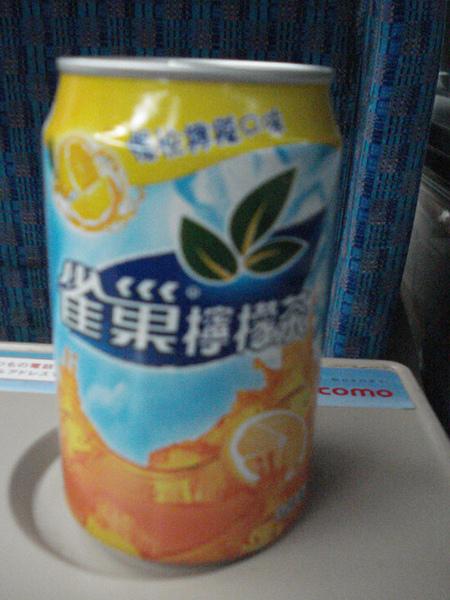從桃園機場帶回日本的飲料!