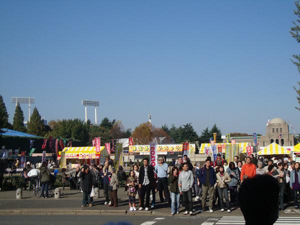 信濃町のいっちょう祭り