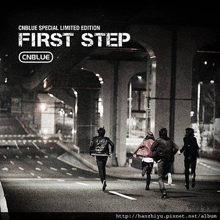 cnblue_firststep_limitededition