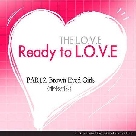 The Love Part 2 Ready to L.O.V.E