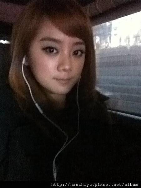 hyerim_in_car