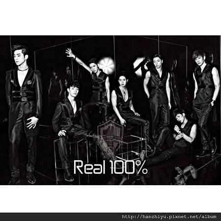 100-mini-album-vol-1-real-100-edition-coreenne