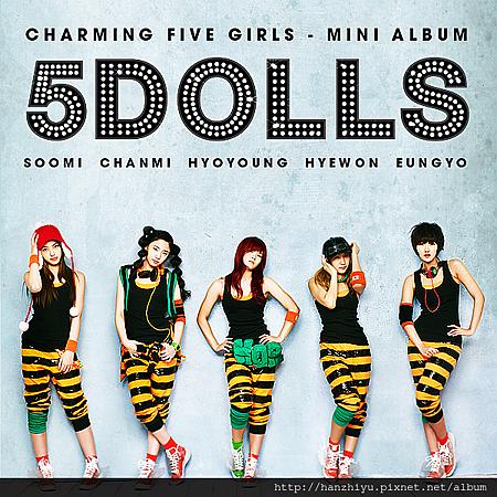 Charming Five Girls.png