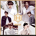 HALO 1ST SINGLE ALBUM (38℃).jpg