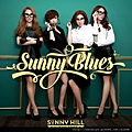 1st Album Part.A 'Sunny Blues'.JPG