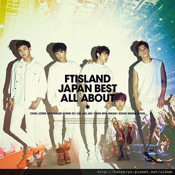FTIsland Japan Best - ALL ABOUT.jpg