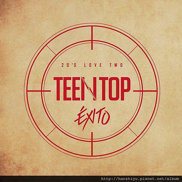 TEEN TOP 20'S LOVE TWO 'EXITO'.jpg
