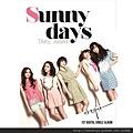 Sunny Days 1st Single.JPG