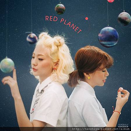 Full Album RED PLANET.JPG