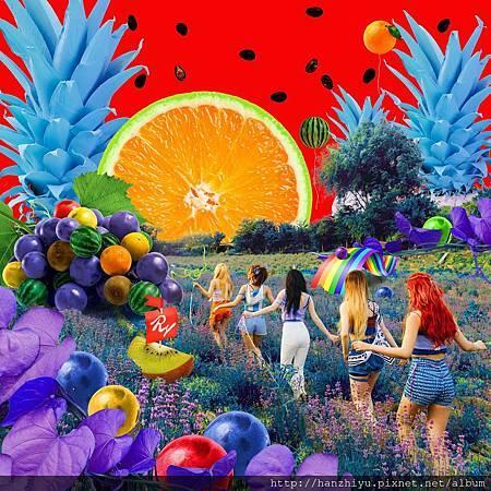 The Red Summer - Summer Mini Album.jpg