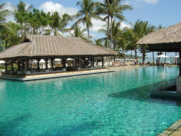 洲際泳池是我所游過最棒的池子了