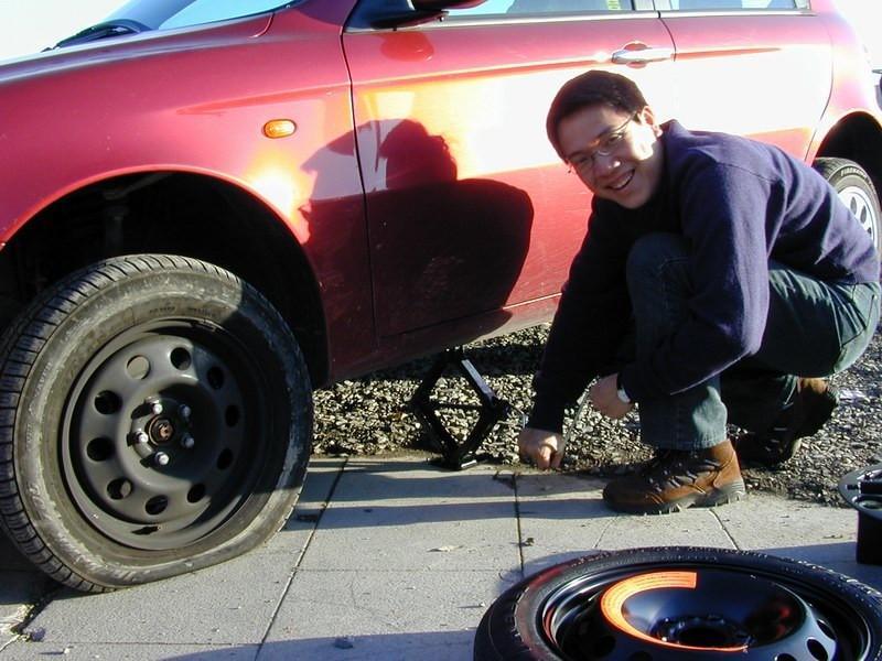 Fix car