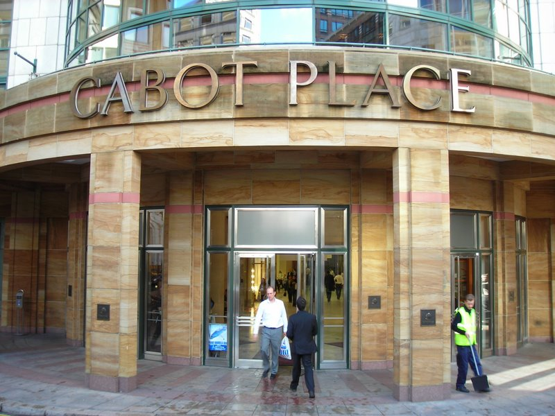 Cabot Place