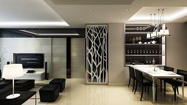 住家設計|低調奢華風
