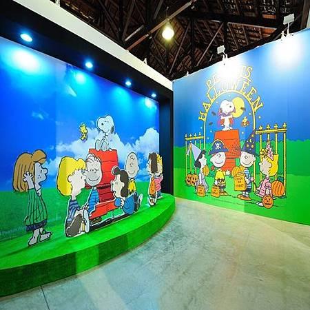 哈旅行-史努比 Snoopy 65週年巡迴特展