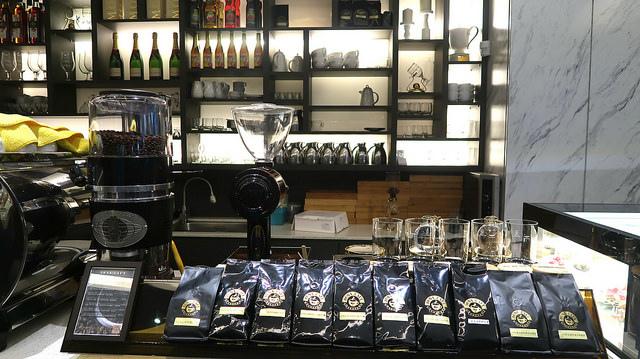 BUNA CAF'E 布納咖啡館