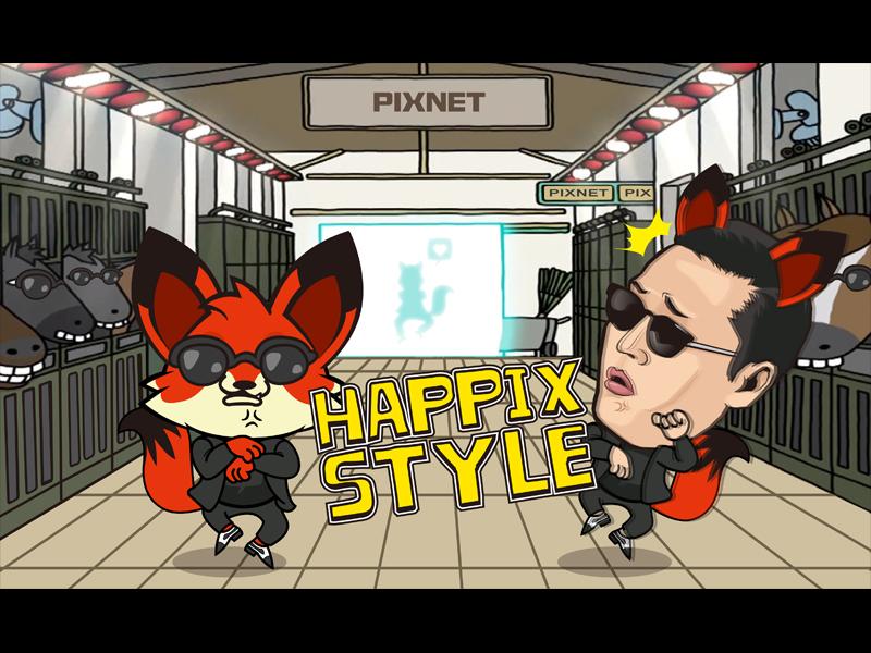 HAPPIX STYLE