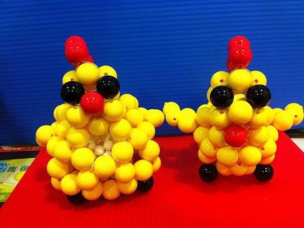 母雞vs公雞