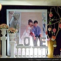 G01A0A LOVE主題婚禮 3