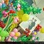 G01A01C 幸福花園汽球主題佈置 2