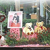 G01A02 主題婚禮佈置-幸福花園-歡迎詢問 3