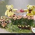 G01A09 主題婚禮佈置-熊熊花園 1