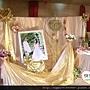 G01A08 主題婚禮佈置-幸福花嫁 1