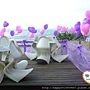 G01A12 主題婚禮佈置-沙灘婚禮 1