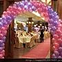花堤會館-婚禮佈置
