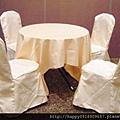 皇冠桌椅組