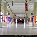 學校川堂氣球佈置